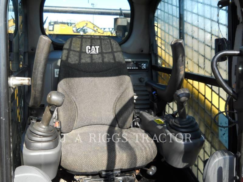 CATERPILLAR CHARGEURS TOUT TERRAIN 299D AH equipment  photo 22