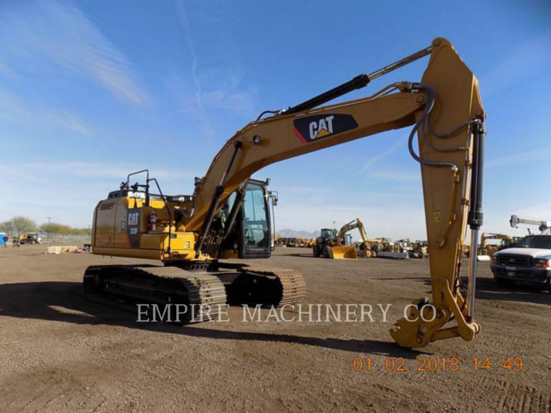 CATERPILLAR EXCAVADORAS DE CADENAS 320FL    P equipment  photo 1