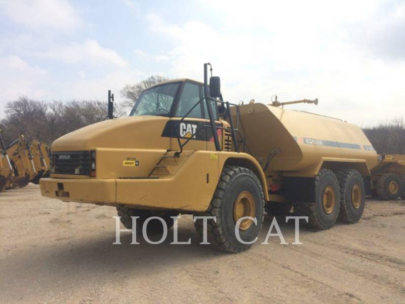 CATERPILLAR WATER TRUCKS W00 740 equipment  photo 1