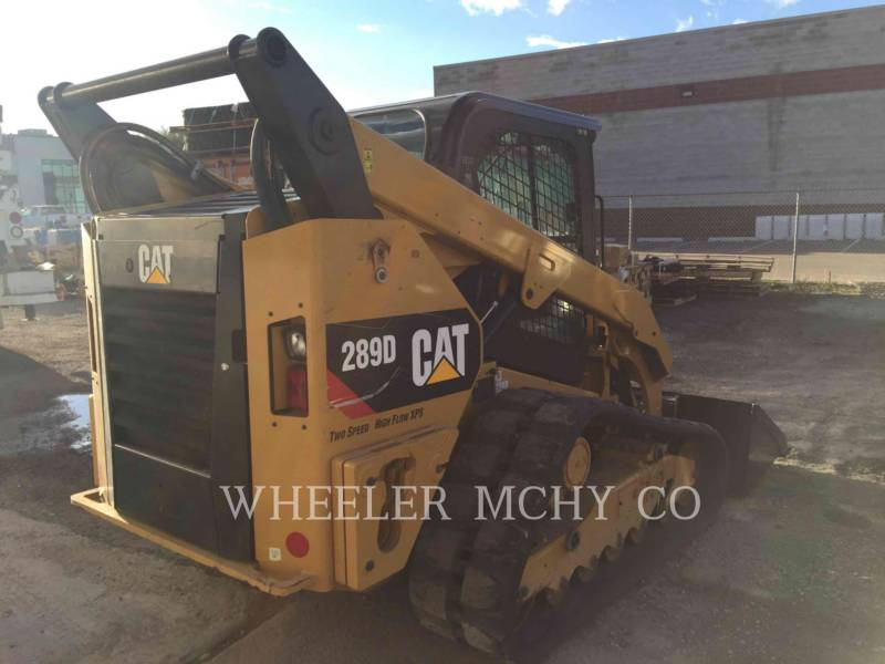 CATERPILLAR DELTALADER 289D C3 HF equipment  photo 6