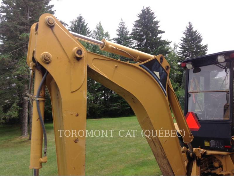 CATERPILLAR CHARGEUSES-PELLETEUSES 416B equipment  photo 10