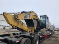 CATERPILLAR KETTEN-HYDRAULIKBAGGER 320E L CF equipment  photo 4