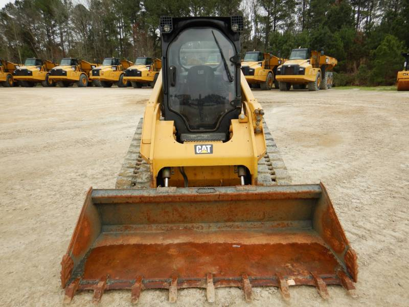 CATERPILLAR CHARGEURS TOUT TERRAIN 299 D XHP equipment  photo 3