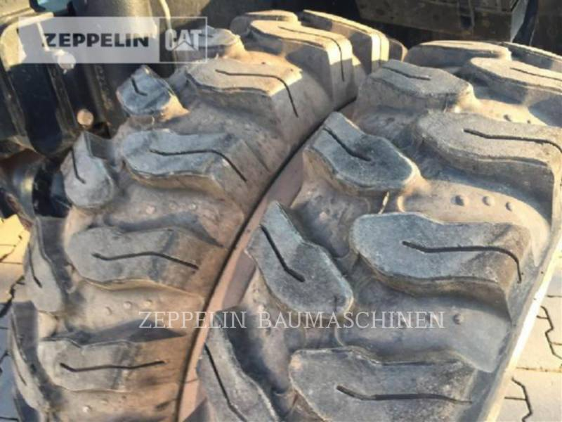 CATERPILLAR PELLES SUR PNEUS M313D equipment  photo 11