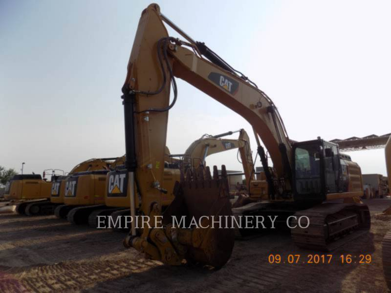 CATERPILLAR EXCAVADORAS DE CADENAS 336FL    P equipment  photo 4