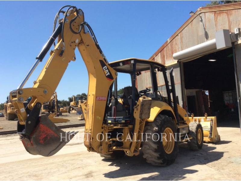 CATERPILLAR BAGGERLADER 430F2 equipment  photo 3