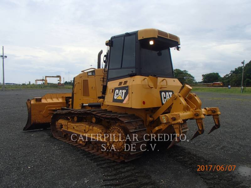 CATERPILLAR TRACTORES DE CADENAS D6K2 equipment  photo 4