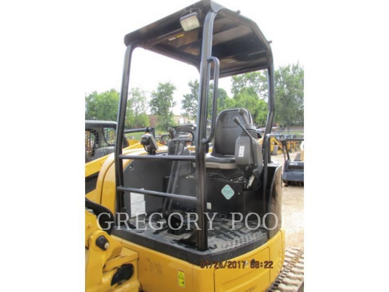 CATERPILLAR TRACK EXCAVATORS 303.5E CR equipment  photo 13