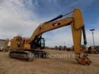 Equipment photo CATERPILLAR 374FL ESCAVADEIRAS 1