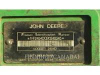 JOHN DEERE FORESTRY - PROCESSOR 2454D equipment  photo 4