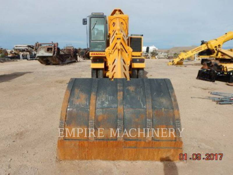 GRADALL COMPANY TRACK EXCAVATORS XL5100 equipment  photo 2