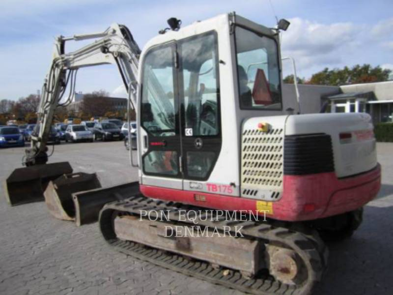 CATERPILLAR PELLES SUR CHAINES TB175 equipment  photo 6