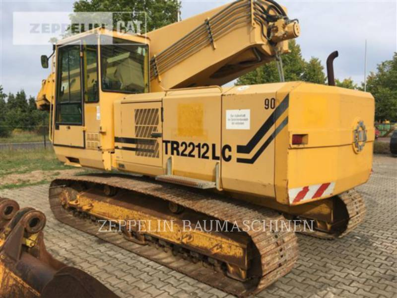 E.W.K. TRACK EXCAVATORS TR2212 equipment  photo 13
