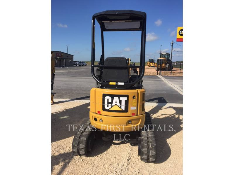 CATERPILLAR EXCAVADORAS DE CADENAS 301.7D CR equipment  photo 4