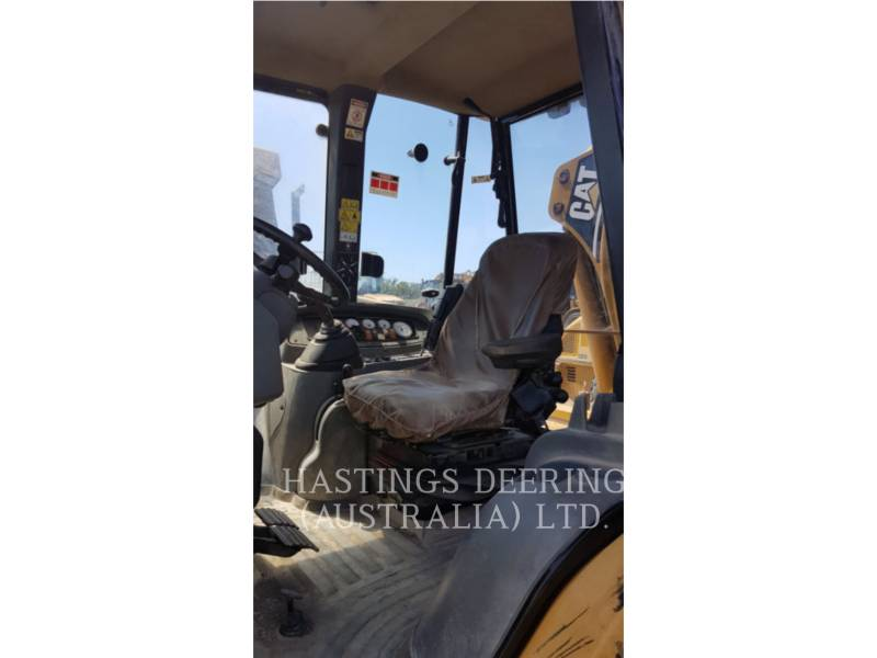 CATERPILLAR BACKHOE LOADERS 432D equipment  photo 15
