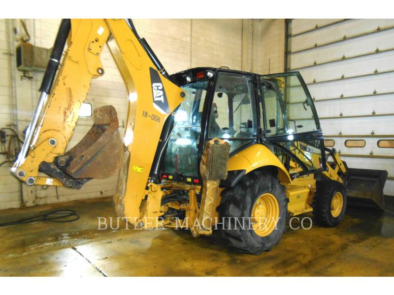 CATERPILLAR BAGGERLADER 430 E IT equipment  photo 4