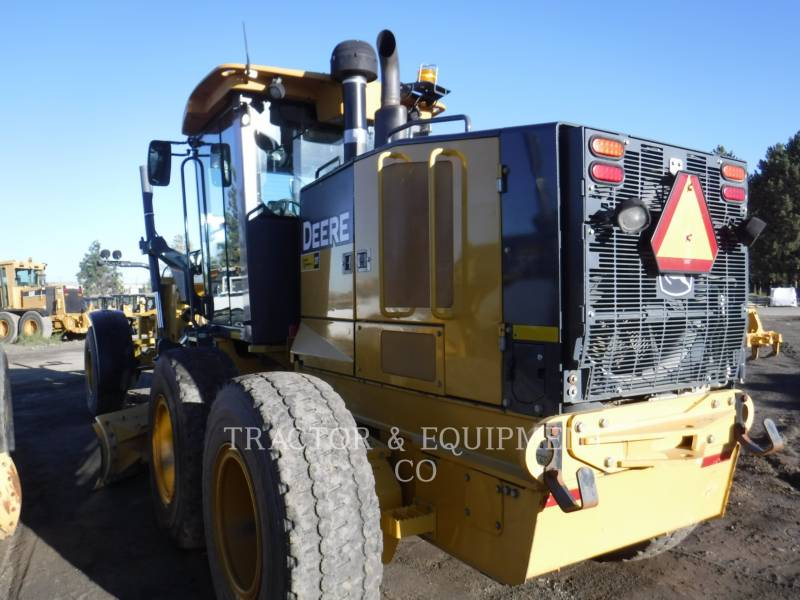 JOHN DEERE MOTORGRADER 870G equipment  photo 7