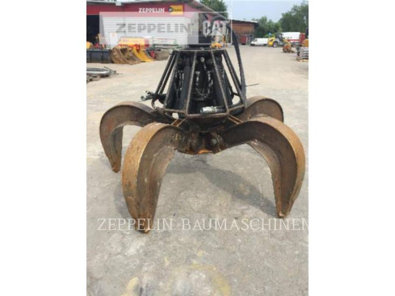 CATERPILLAR WHEEL EXCAVATORS MH3022 equipment  photo 24