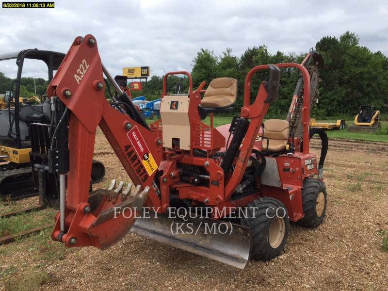 DITCH WITCH (CHARLES MACHINE WORKS) TRANCHEUSES RT45 equipment  photo 1