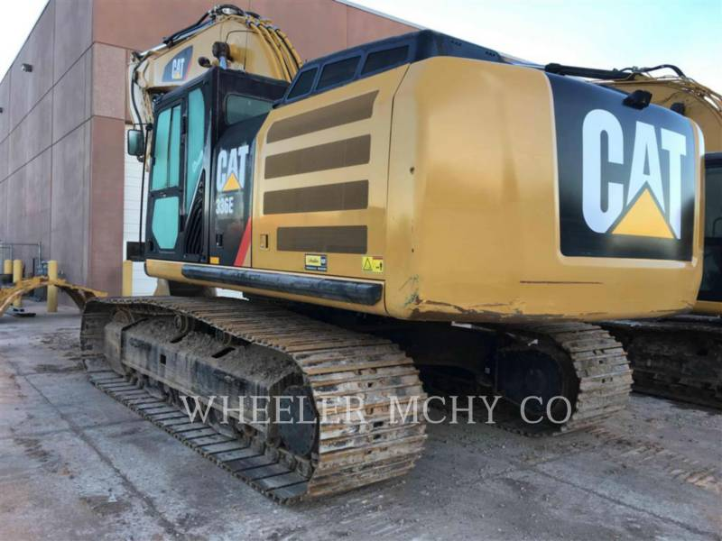 CATERPILLAR KETTEN-HYDRAULIKBAGGER 336E L DC4 equipment  photo 7