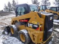 CATERPILLAR CHARGEURS COMPACTS RIGIDES 236D H2CB equipment  photo 4