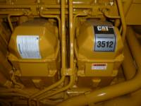 Equipment photo CATERPILLAR 3512B HD STATIONARY GENERATOR SETS 1