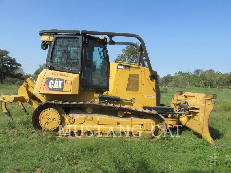 CATERPILLAR TRACTEURS SUR CHAINES D6K2XL equipment  photo 1