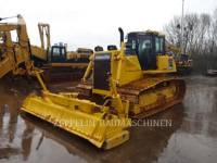 Equipment photo KOMATSU LTD. D65PX TRACK TYPE TRACTORS 1
