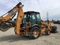 CASE BAGGERLADER 580SN equipment  photo 3