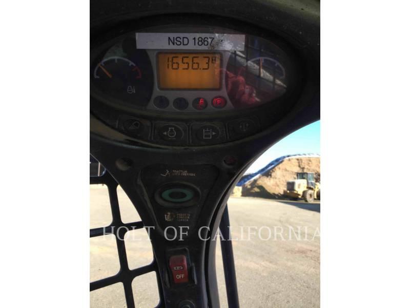 BOBCAT SKID STEER LOADERS S850 SSL equipment  photo 15