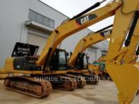 Equipment photo CATERPILLAR 326D2 KETTEN-HYDRAULIKBAGGER 1