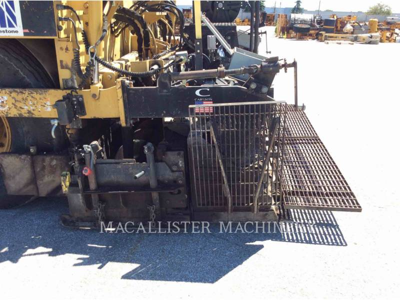 CATERPILLAR PAVIMENTADORA DE ASFALTO AP-1000D equipment  photo 20