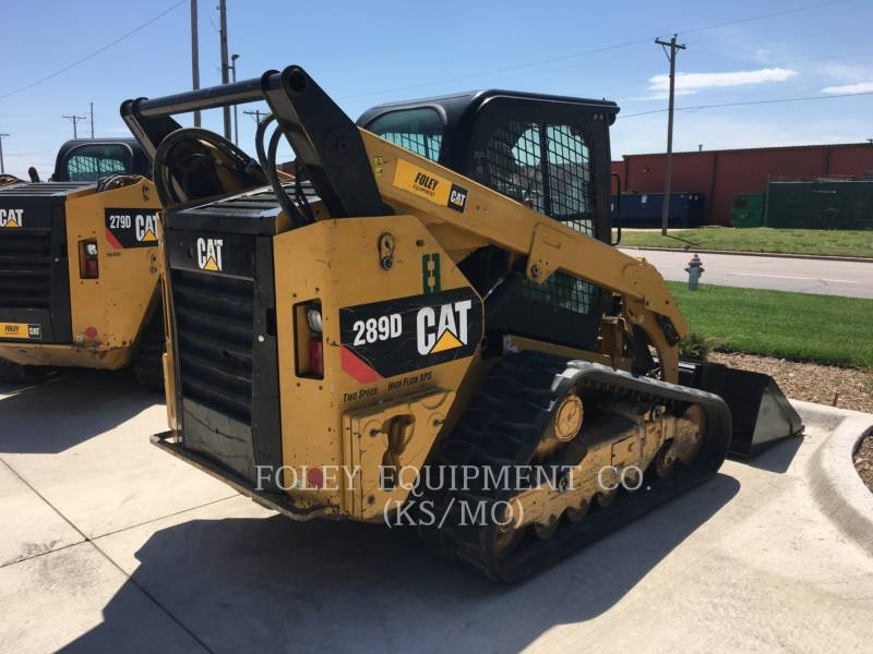 CATERPILLAR DELTALADER 289DXPS2CA equipment  photo 4