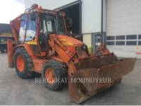 CATERPILLAR RETROESCAVADEIRAS 438C equipment  photo 1