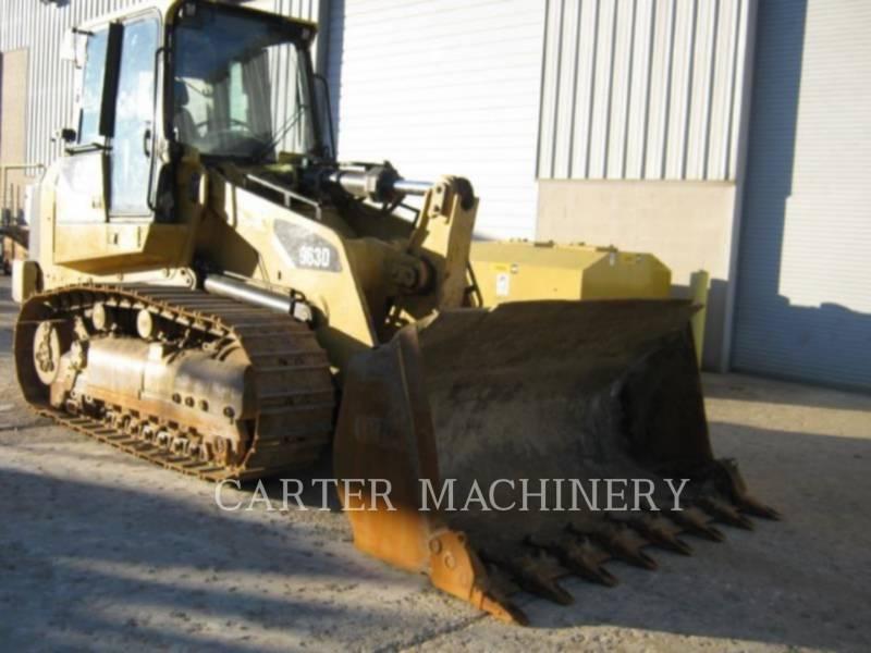 CATERPILLAR 履帯式ローダ 963D equipment  photo 3