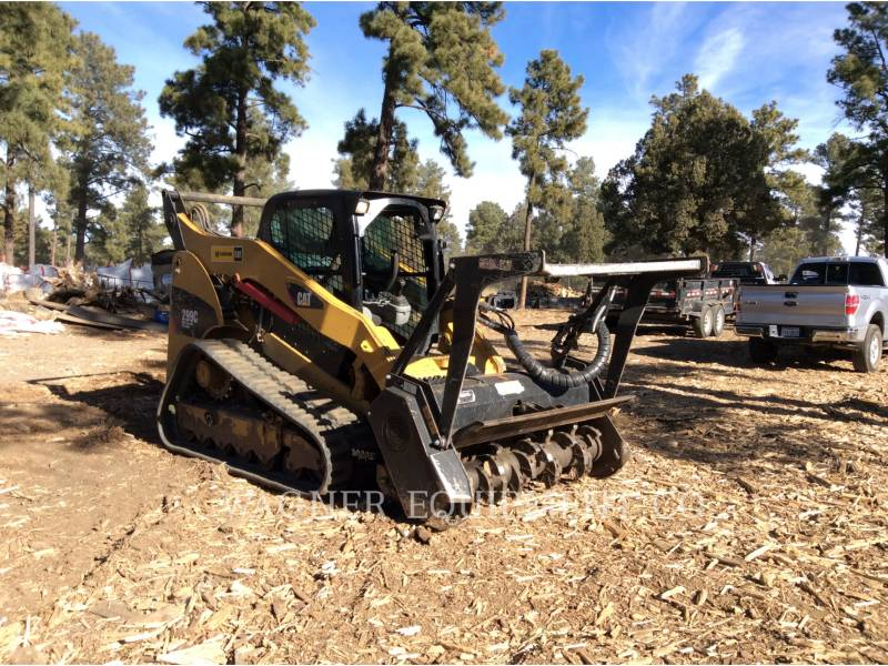 CATERPILLAR CHARGEURS COMPACTS RIGIDES 299C equipment  photo 4