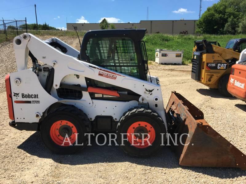BOBCAT SKID STEER LOADERS S750 equipment  photo 2