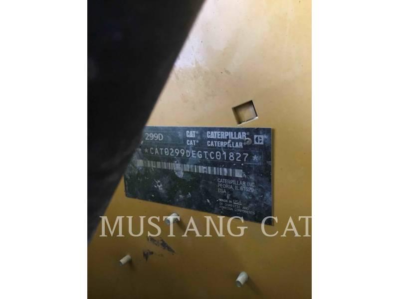 CATERPILLAR DELTALADER 299D OR HF equipment  photo 5