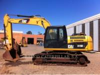CATERPILLAR EXCAVADORAS DE CADENAS 315DL equipment  photo 1