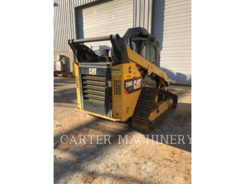 CATERPILLAR MINICARGADORAS 299D XHPWO equipment  photo 4