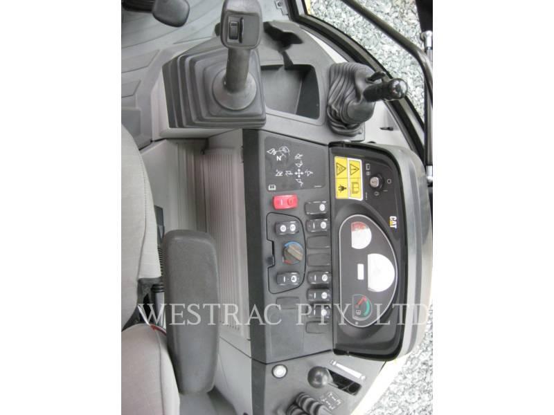 CATERPILLAR CHARGEUSES-PELLETEUSES 432F equipment  photo 8