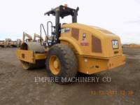 CATERPILLAR VIBRATORY SINGLE DRUM PAD CS56B equipment  photo 3