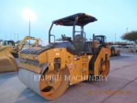 CATERPILLAR COMPACTEURS TANDEMS VIBRANTS CB54B equipment  photo 4