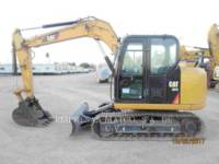 CATERPILLAR KETTEN-HYDRAULIKBAGGER 307E equipment  photo 2