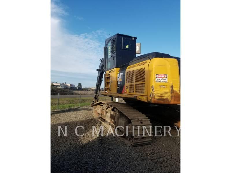 CATERPILLAR FOREST MACHINE 568 equipment  photo 3