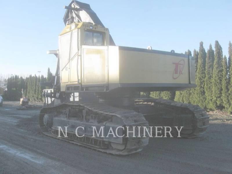 CATERPILLAR FOREST MACHINE TK1161 equipment  photo 4