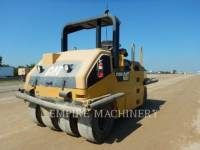 CATERPILLAR PNEUMATIC TIRED COMPACTORS PS-360C equipment  photo 4