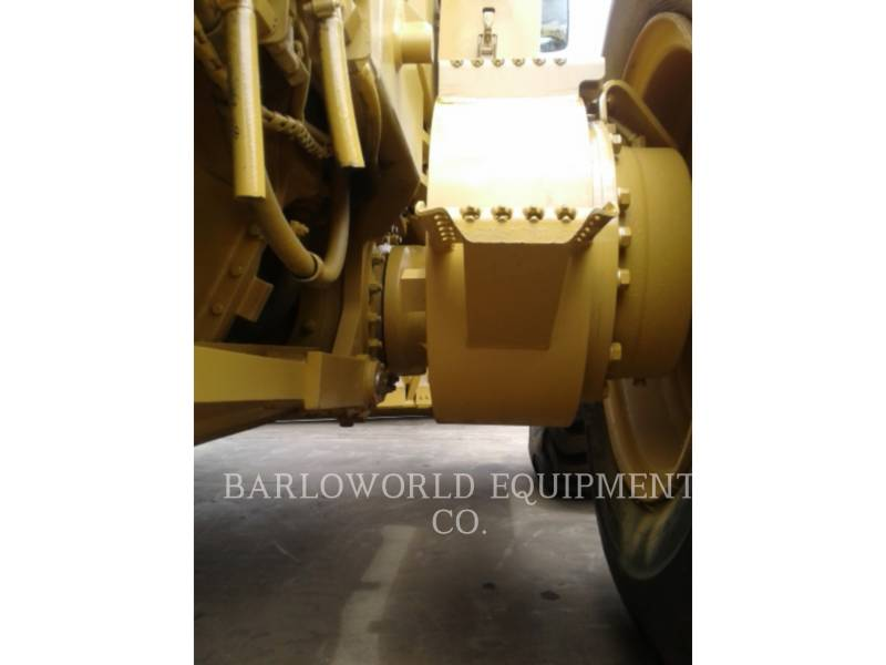 CATERPILLAR NIVELEUSES 140K equipment  photo 14