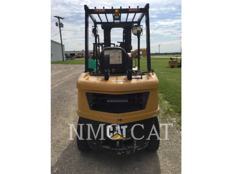 CATERPILLAR LIFT TRUCKS MONTACARGAS 2P6000_MC equipment  photo 4