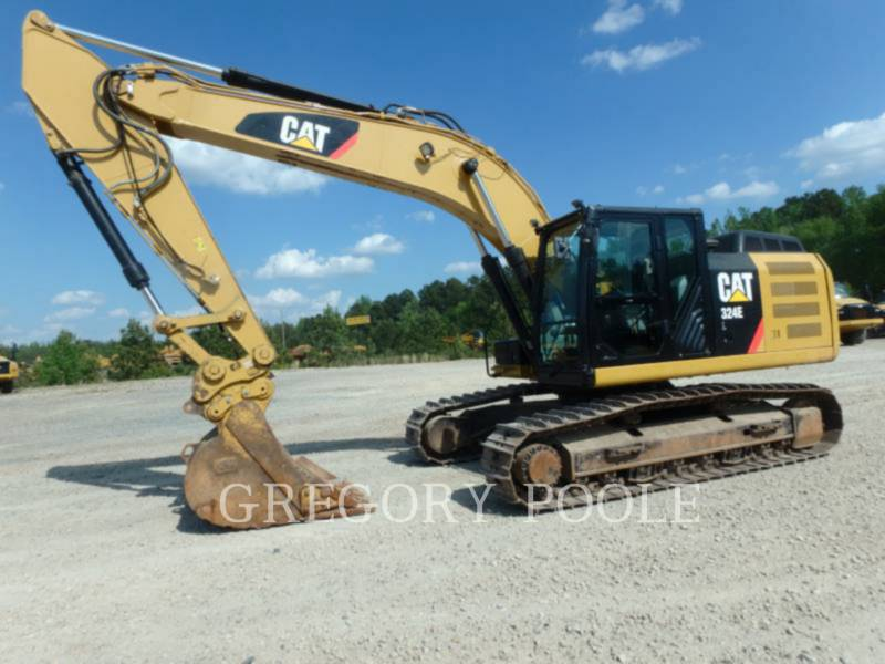CATERPILLAR EXCAVADORAS DE CADENAS 324E L equipment  photo 1
